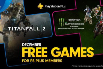 playstation plus december free games