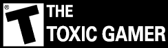 THE TOXIC GAMER LOGO