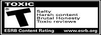 The Toxic Gamer logo