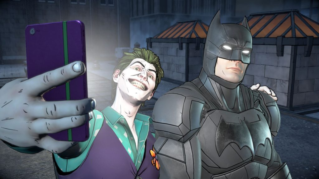 xbox live gold march 2020 Batman the enemy within