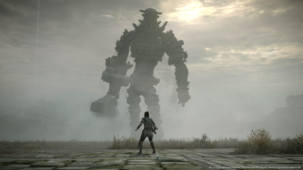 ps plus march 2020 shadow of the colossus