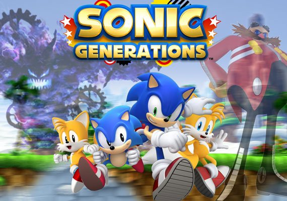 xbox live gold march 2020 sonic generations