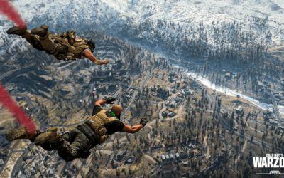 Callof duty: warzone review