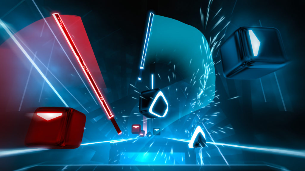 beat saber VR playstation store top downloads