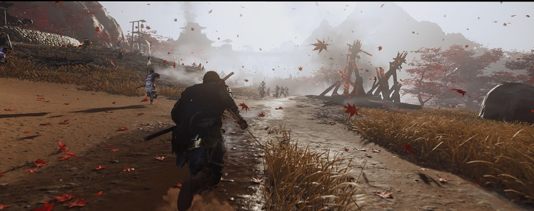 Ghost of Tsushima release date