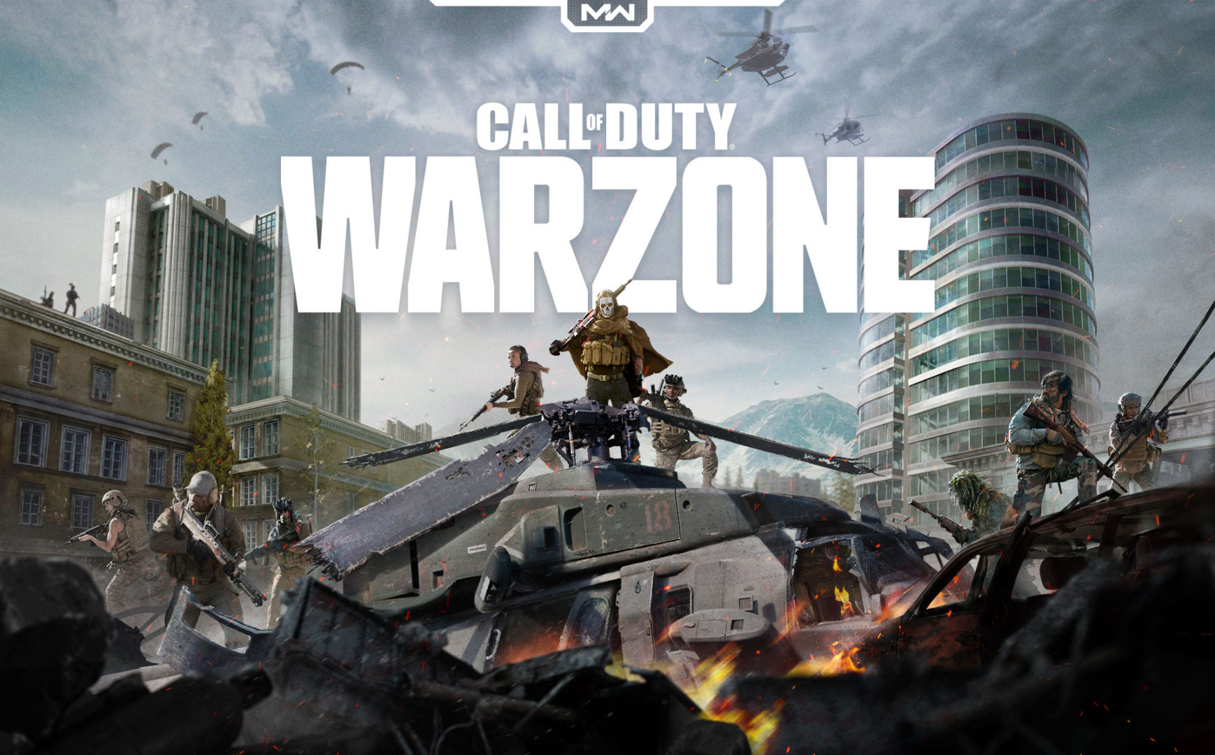 Call of Duty: Warzone free to play