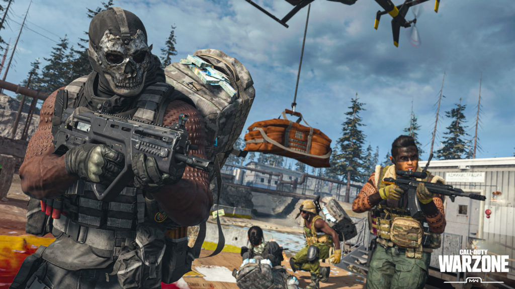 Call of Duty: Warzone review plunder mode