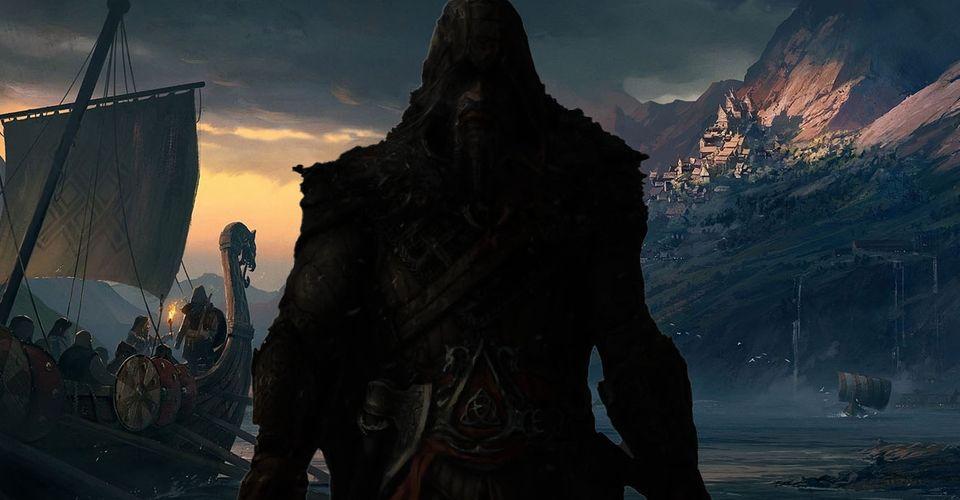 Assassin's Creed Valhalla teased