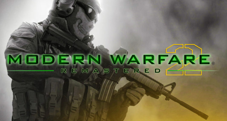 modern warfare 2 remastered is out now