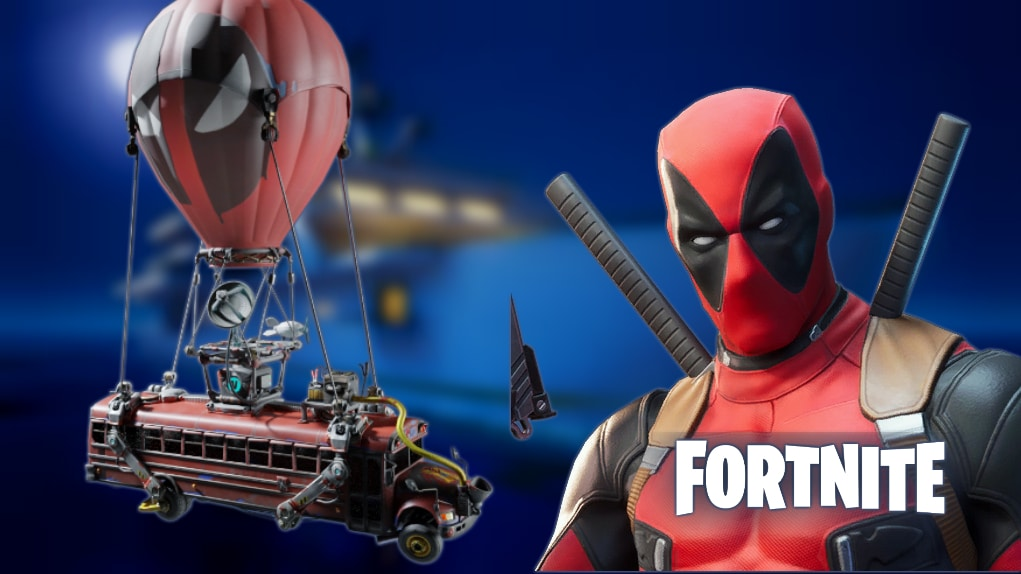 fortnite deadpool event in April