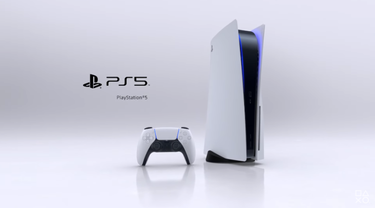 playstation 5 console reveal