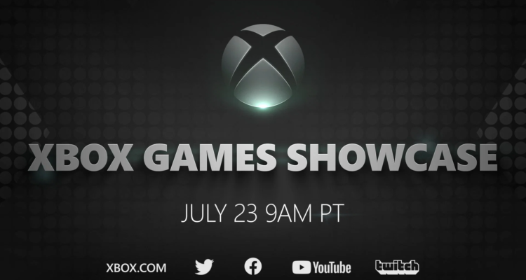 Xbox Games Showcase July Livestream