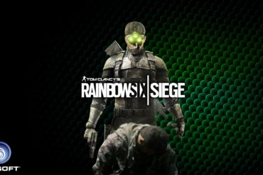 Sam Fisher rainbow six siege
