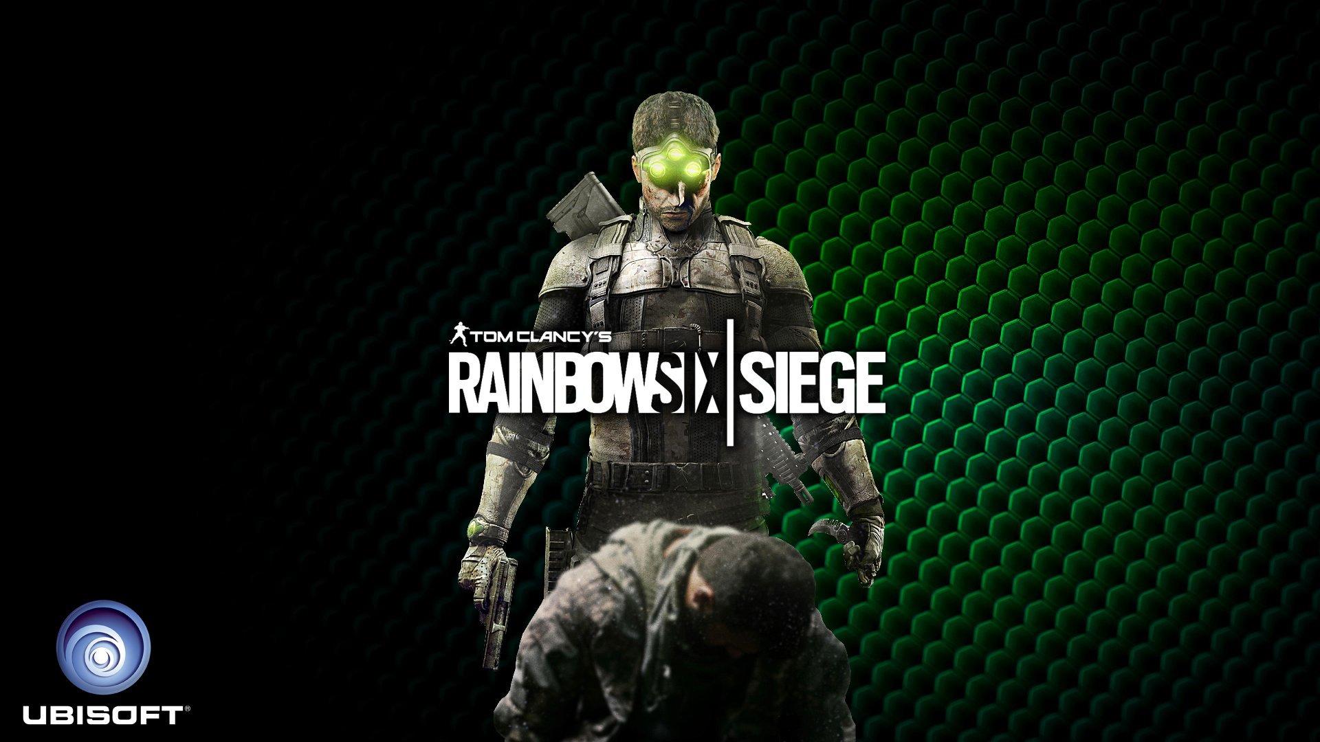 Sam Fisher rainbow six siege