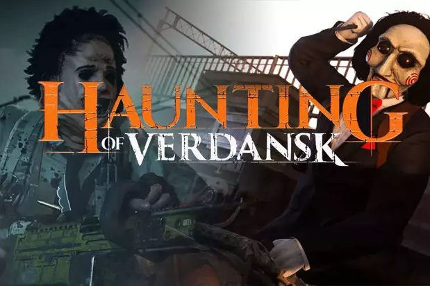 The Haunting of Verdansk is out now