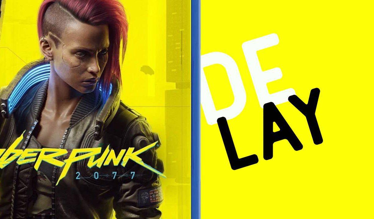 cyberpunk 2077 delayed again