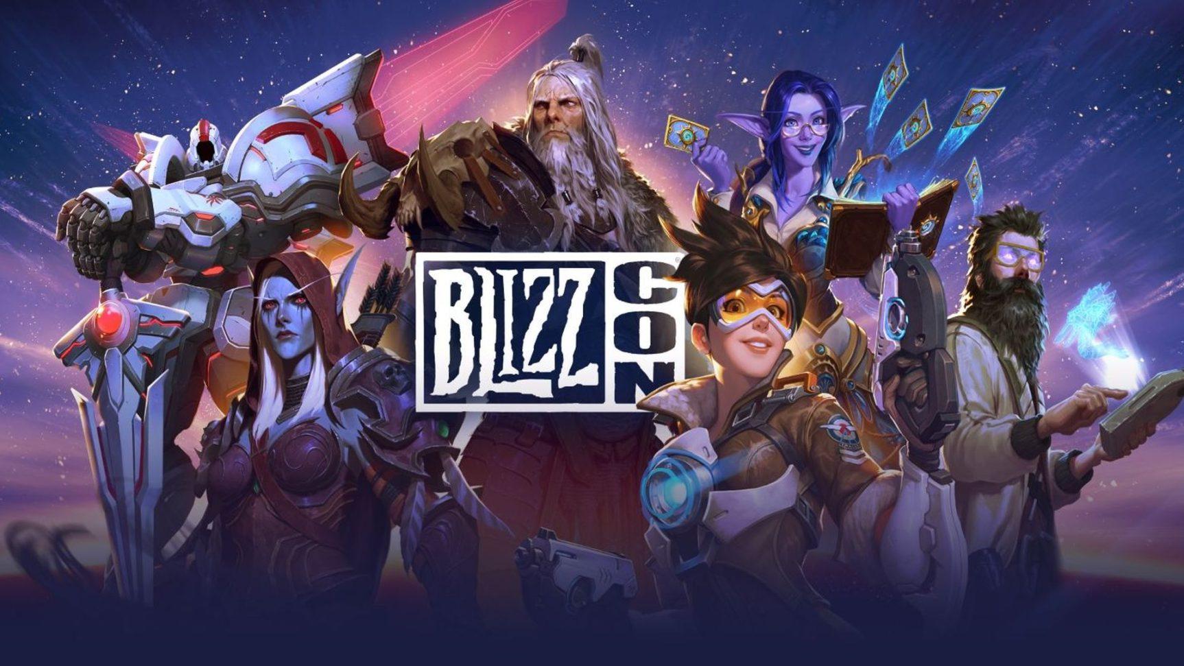 blizzcon 2021 online