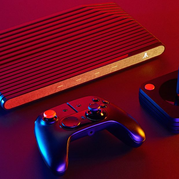 Atari will make games for PC and console
