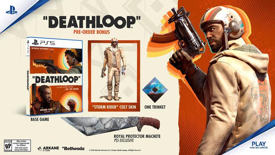 Deathloop state of play