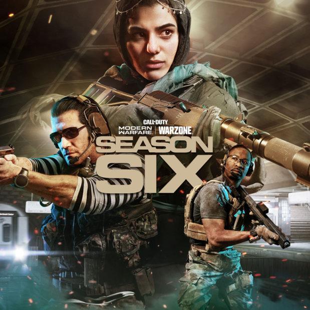 warzone season six